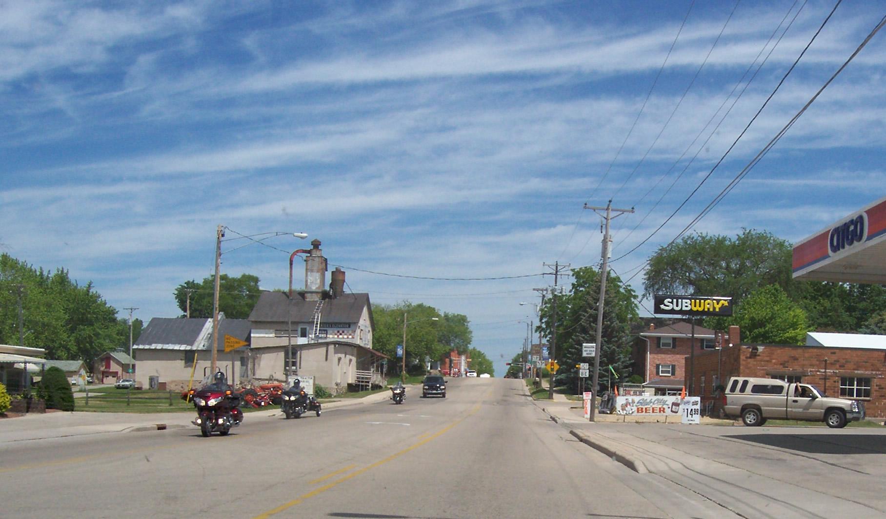 Bonduel Wisconsin